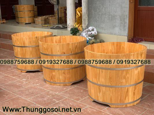 bán bồn tắm gỗ tại Đà Nẵng