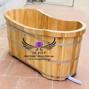 bán bồn tắm gỗ trên toàn quốc