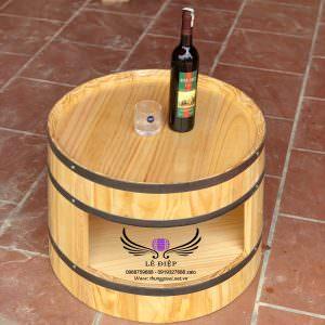 bàn rượu tây âu