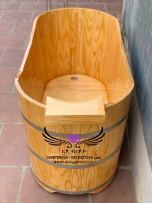 phụ kiện gối đầu bằng gỗ.