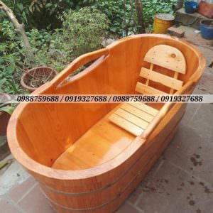 bán bồn tắm gỗ ở hà nội và hcm
