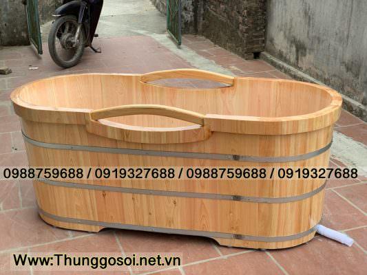 bán bồn tắm bằng gỗ cao cấp tại hà nội, đà nẵng, TP HCM