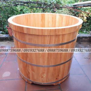 bồn tắm gỗ tại hcm