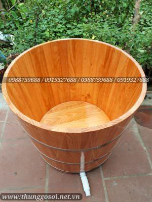 bán bồn tắm gỗ tại hà nội