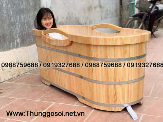 thùng gỗ cao cấp