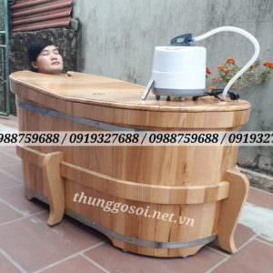 bán thùng gỗ xông hơi cao cấp