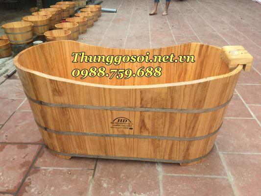 Địa chỉ bán bồn tắm gỗ Hà Nội