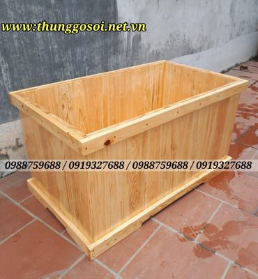Bồn tắm gỗ Hồ Chí Minh