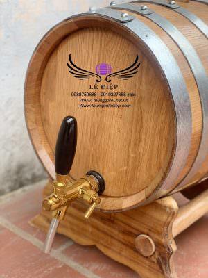 vòi triết rượu mạ crom
