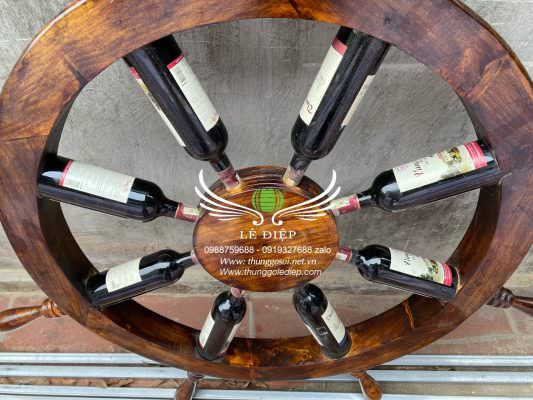bánh lái thuyền cho hầm rượu
