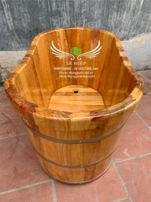 bồn bằng gỗ