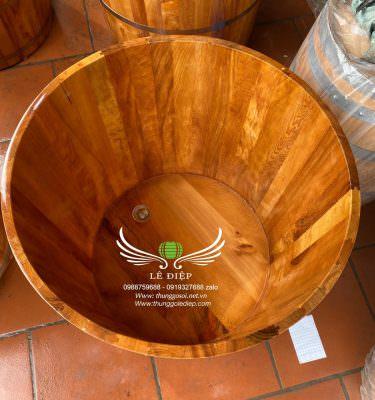 bồn gỗ