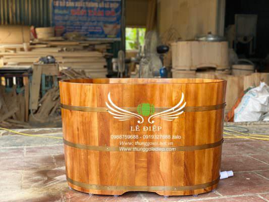 bán thùng gỗ mini