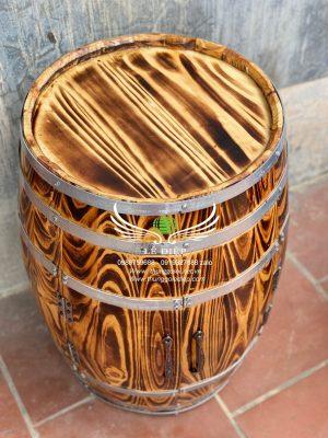 bàn trang trí bằng gỗ