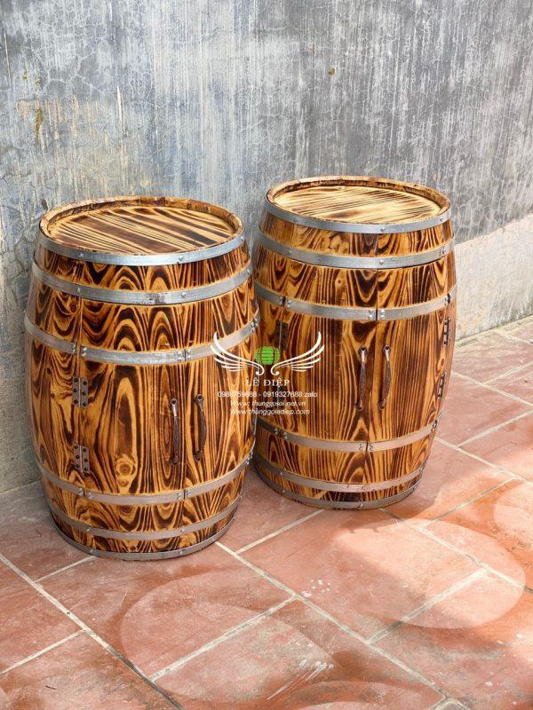bàn trang trí gỗ