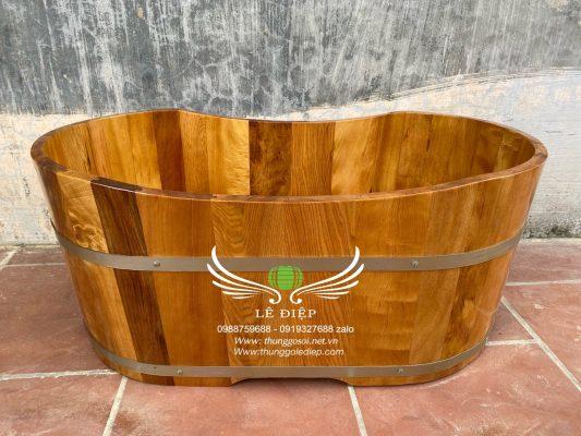 bồn gỗ trẻ em