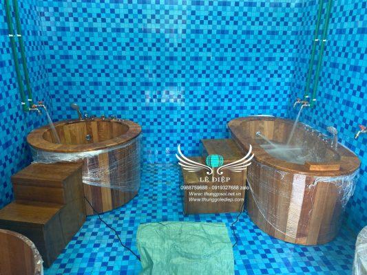 thùng tắm