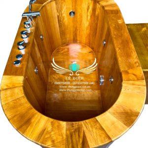 bồn tắm oval