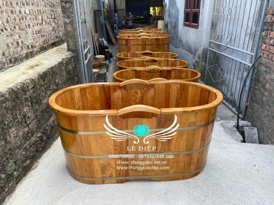 bán bồn tắm gỗ quảng nam