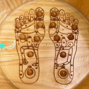 ngâm chân massage